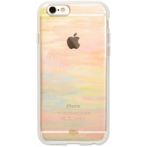 NWT Rifle Paper Co. IPhone 6/6s Watercolor Case